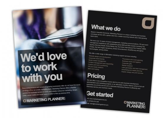 Marketing Planner Pro